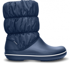 Winter Puff Boot W Navy/Navy W7