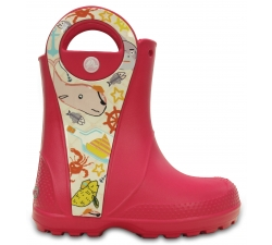Handle It Sea Life Boot K - Raspberry J1