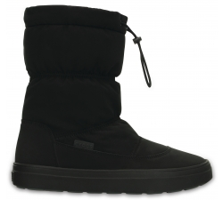 LodgePoint Pull-on Boot W - Black W7