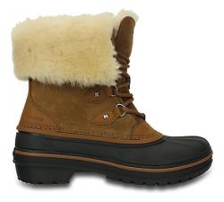 Women's AllCast II Luxe Shearling Boot - Wheat W10