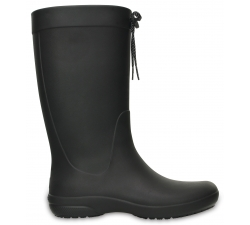 Crocs Freesail Rain Boot - Black W6