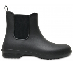 Crocs Freesail Chelsea Boot W Blk/Blk W6