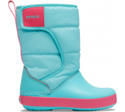 LodgePoint Snow Boot K Ice Blue/Pool