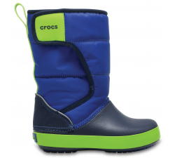 LodgePoint Snow Boot K BlJ/Nvy C9