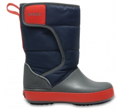 LodgePoint Snow Boot K Nvy/SGy C9