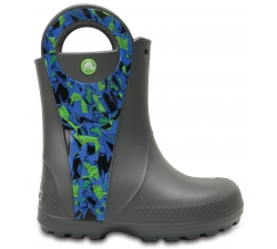 Handle It Graphic Boot K SltGry C7