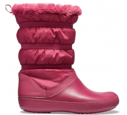 Crocband Winter Boot - Pomegranate W10