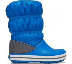 Crocband Winter Boot K Bright Cobalt/Light Grey