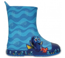 Crocs Bump It FindingDory Boot - Ocean C6