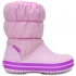 Winter Puff Boot Kids Pink/Wild Orchid