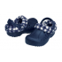 Kids Blitzen Lumber Jack Plaid Navy/Navy
