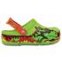 CrocsLights Fire Dragon Clog K Volt Green