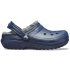 Classic Lined Clog K Navy/Charcoal