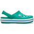 Crocband Clog K Deep Green/Prep Blue