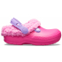 Classic Blitzen III Clog K Candy Pink/Party Pink