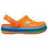 CB Rainbow Band Clog K Blazing Orange
