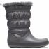 Crocband Winter Boot Charcoal