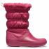 Crocband Winter Boot Pomegranate