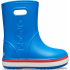 Crocband Rain Boot K Bright Cobalt/Flame