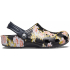 Classic Printed Floral Clog Black/Floral