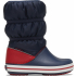 Crocband Winter Boot K Navy/Red