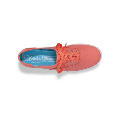 Champion Oxford Seasonal Solid Coral