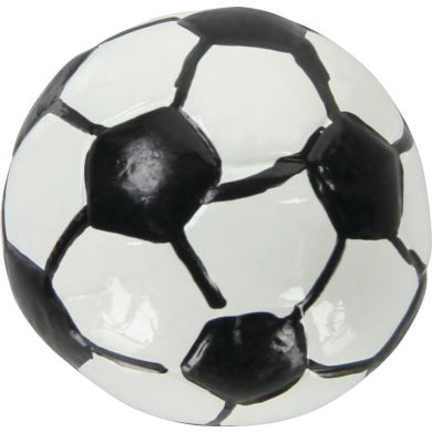 Odznáček Jibbitz - 3D Soccer Ball