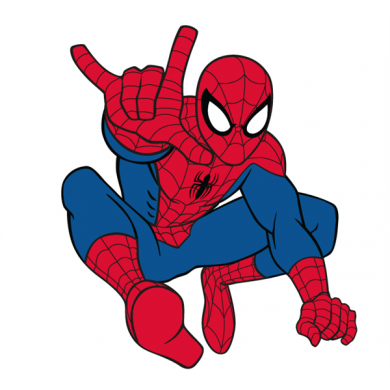 Ultimate Spiderman Leaping