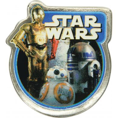 STW Light Side F15 - Badge C