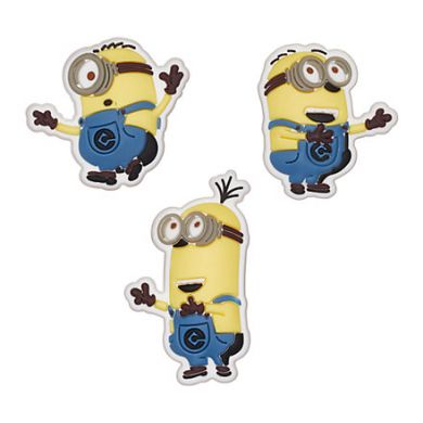 Minions 3-pack