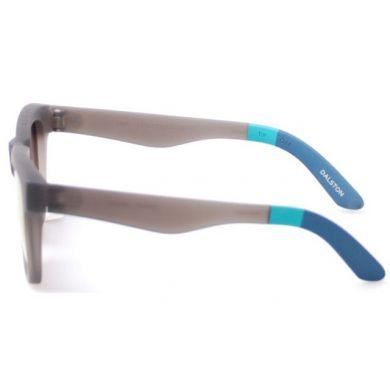 Šedé sluneční brýle TOMS Dalston Traveler