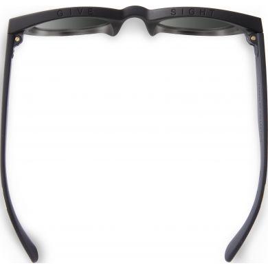 Černé sluneční brýle TOMS Florentin Traveler