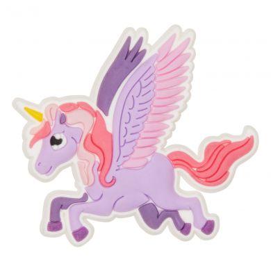 Odznáček Jibbitz - Flying Unicorn