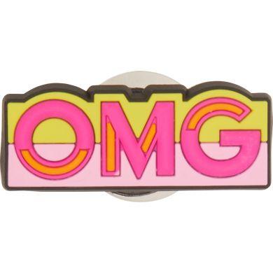 Odznáček Jibbitz - OMG Charm