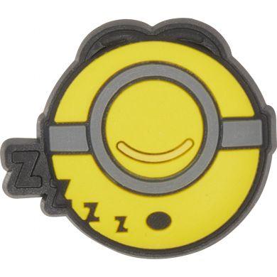 Odznáček Jibbitz - Minions Stuart Sleeping Icon