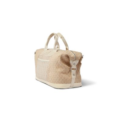 Béžová cestovní  taška TOMS