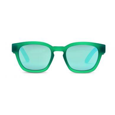Modré sluneční brýle TOMS Bowery Traveler