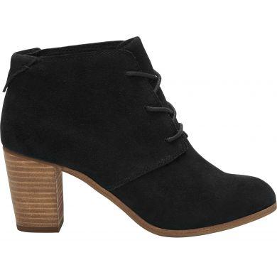 Černé dámské kotníkové boty TOMS Lunata