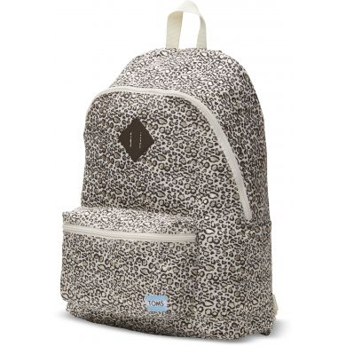 Krémovo-hnědý batoh TOMS Local
