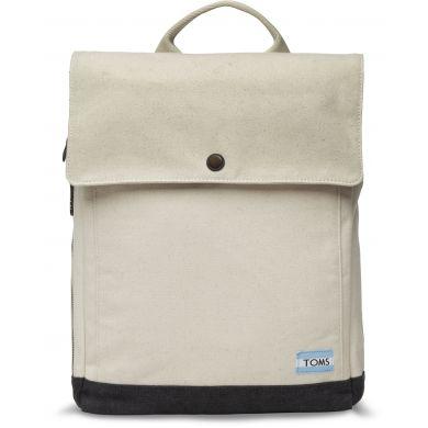 Krémový batoh TOMS Trekker