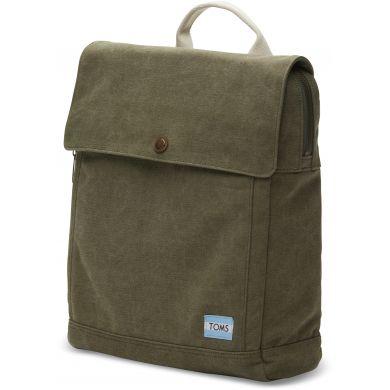 Zelený batoh TOMS Trekker