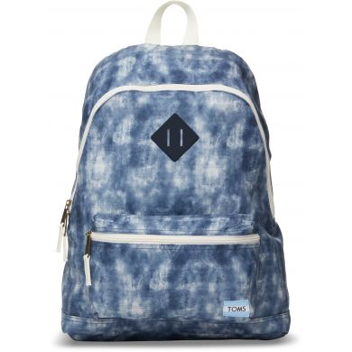 Modrobílý batoh TOMS Local