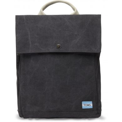 Černý batoh TOMS Trekker