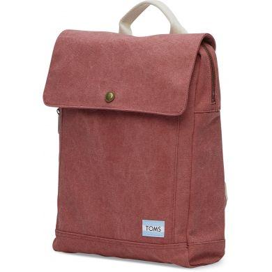 Červený batoh TOMS Trekker