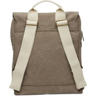 Hnědý batoh TOMS Camo Trekker