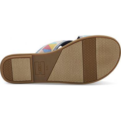 Dámské barevné sandály TOMS Tribal Viv