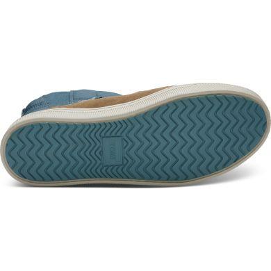 Pánské modro-hnědé kotníkové boty TOMS TRVL Lite Alpine