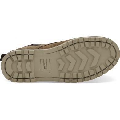 Pánské hnědé kotníkové boty TOMS Ashland