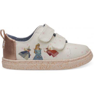 Dětské růžové tenisky TOMS Fairy Godmother Tiny Lenny