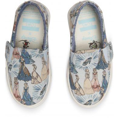 Dětské slipony TOMS Cinderella Tiny Luca